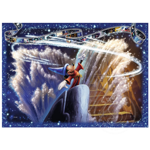 Ravensburger Ravensburger Disney Collector's Edition Fantasia Puzzle 1000pcs