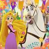 Ravensburger Ravensburger Disney Tangled: Hair and Now! Puzzle 3 x 49pcs