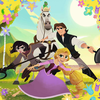 Ravensburger Ravensburger Disney Princess Tangled: Hair and Now! Puzzle 3 x 49pcs