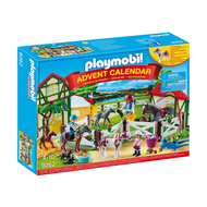 Playmobil Playmobil Advent Calendar Horse Farm