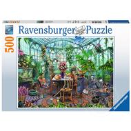 Ravensburger Ravensburger Greenhouse Morning Puzzle 500pcs