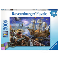 Ravensburger Ravensburger Blackbeard's Battle Puzzle 200pcs XXL