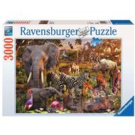 Ravensburger Ravensburger African Animal World Puzzle 3000pcs