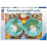 Ravensburger Ravensburger Antique Map Puzzle 3000pcs RETIRED