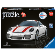 Ravensburger Ravensburger 3D Porsche 911R Puzzle 108pcs