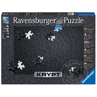 Ravensburger Ravensburger Krypt - Black Puzzle 736pcs