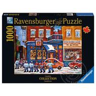 Ravensburger Ravensburger St. Viateur Bagel & Hockey Puzzle 1000pcs