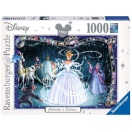 Ravensburger Ravensburger Disney Cinderella Puzzle 1000pcs