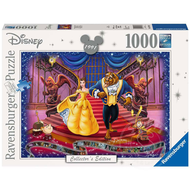 Ravensburger Ravensburger Disney Beauty and the Beast Puzzle 1000pcs