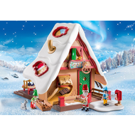 Playmobil Playmobil Christmas Bakery with Cookie Cutter
