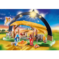 Playmobil Playmobil Iluminating Nativity Manger