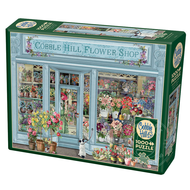 Cobble Hill Puzzles Cobble Hill Parisian Flowers Puzzle 1000pcs