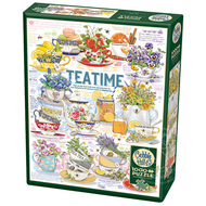 Cobble Hill Puzzles Cobble Hill Tea Time Puzzle 1000pcs