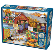 Cobble Hill Puzzles Cobble Hill Harvest Festival Puzzle 500pcs