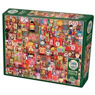 Cobble Hill Puzzles Cobble Hill Dollies Puzzle 1000pcs