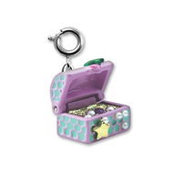 Charm It Charm It! Mermaid Treasure Chest Charm