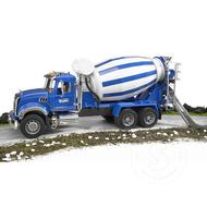 Bruder Bruder MACK Granite Cement Mixer