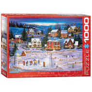 Eurographics Eurographics Stars on the Ice Puzzle 1000pcs