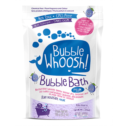 Bubble Whoosh Plum 6.5oz