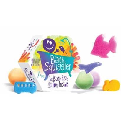 Bath Squiggler Gift Pack Bath Bombs