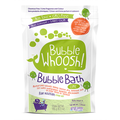 Bubble Whoosh Lime 6.5oz