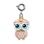 Charm It Charm It! Swivel Owl Charm
