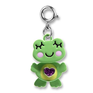 Charm It Charm It! Swivel Frog Charm