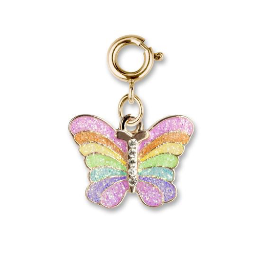 Charm It Charm It! Gold Butterfly Charm