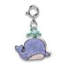 Charm It Charm It! Glitter Whale Charm