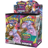Pokemon Pokemon Sun & Moon Unified Minds Booster Pack