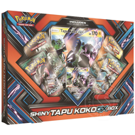 Pokemon Pokemon Shiny Tapu Koko GX Box