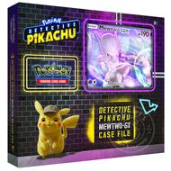 Pokemon Pokemon Dectective Pikachu Mewtwo-GX Case File