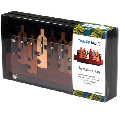 Constantin Puzzles: The Waiter's Tray