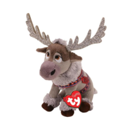 TY TY Beanie Babies Frozen Sven Med