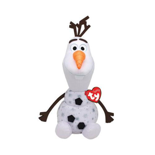 TY TY Beanie Babies Frozen Olaf Lrg
