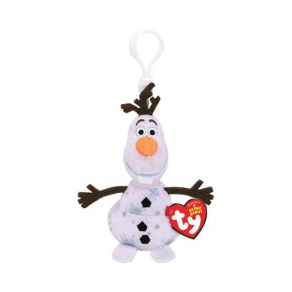 TY TY Beanie Babies Frozen Olaf Clip