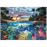 Ravensburger Ravensburger Coral Bay Puzzle 1000pcs