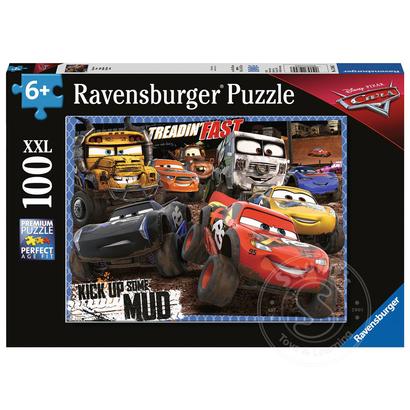 Ravensburger Ravensburger Disney Pixar Cars: Mudders Puzzle 100pcs