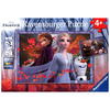 Ravensburger Ravensburger Frozen II Frosty Adventures Puzzle 2 x 24pcs