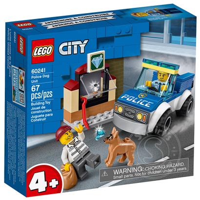 LEGO® LEGO® 4+ City Police Dog Unit