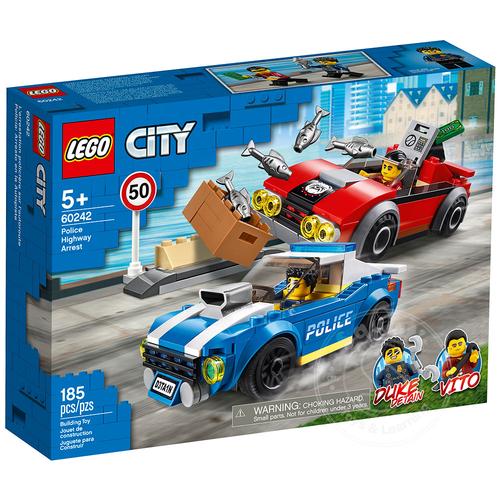 LEGO® LEGO® City Police Highway Arrest