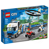 LEGO® LEGO® City Police Helicopter Transport