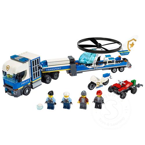 LEGO® LEGO® City Police Helicopter Transport