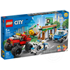 LEGO® LEGO® City Police Monster Truck Heist