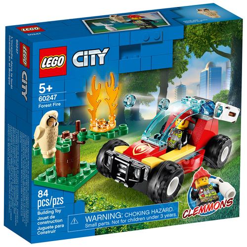LEGO® LEGO® City Forest Fire