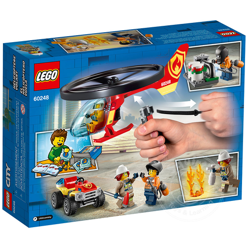 LEGO® LEGO® City Fire Helicopter Response