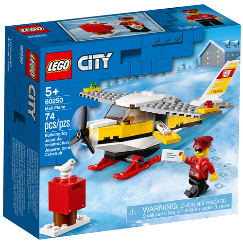LEGO® LEGO® City Mail Plane
