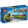 LEGO® LEGO® City Race Boat Transporter