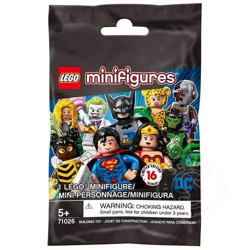 LEGO® LEGO® Minifigures DC Super Heroes Series 1 RETIRED