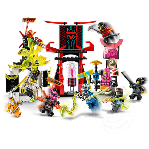 LEGO® LEGO® Ninjago Gamer's Market